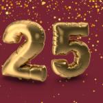 Celebrating Copenhagen Toastmasters Club's 25th Anniversary